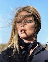 Terry O'Neill, 'Brigitte Bardot - colourised', 1971