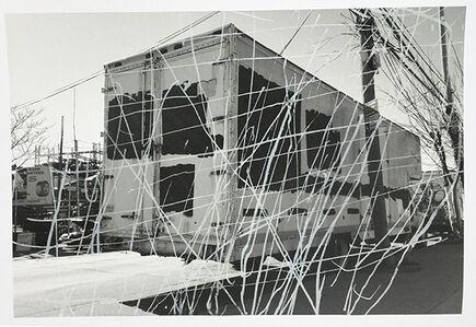 John Beech, 'Photo-Print (Metropolitan Avenue, Brooklyn)', 2016