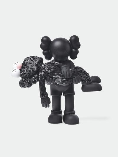 KAWS, 'Gone (black edition)', 2019
