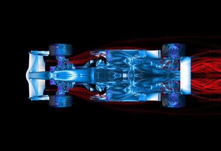 Williams Racing x Ransom Art, 'Early Season (2006)', ca. 2017