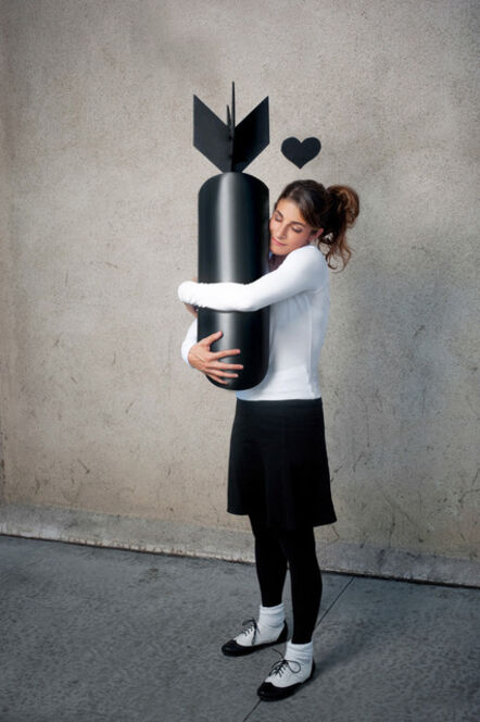 "Nick Stern, '""Love the Bomb"" - Limited Edition Fine Art Print', 2015-2020"