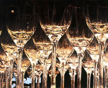 Inkyeong Baek, 'Wine Glasses', 2020