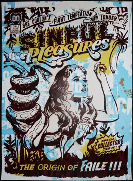 FAILE, 'Sinful Pleasures', 2009