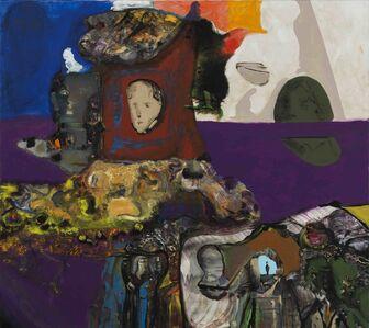 Jorge Queiroz, 'A Mumia e o Astronauta', 2017