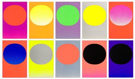 Rupprecht Geiger, 'Modulation', 1969