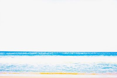 Chris Leidy, 'Exposed Beach (diptych)', ca. 2016