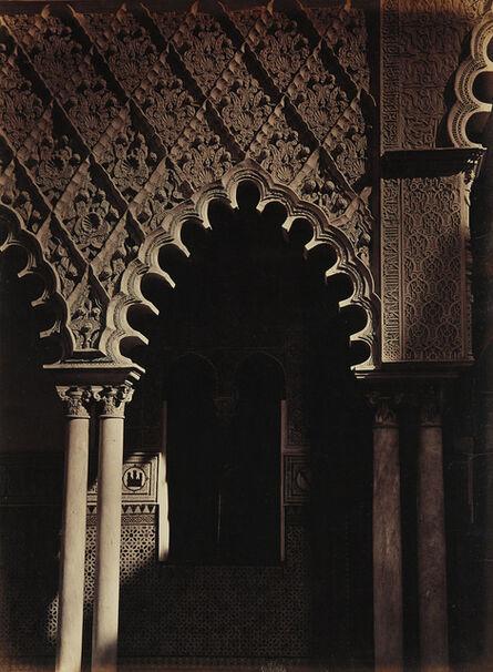 Charles Clifford, 'Sevilla, El Alcazar', 1858