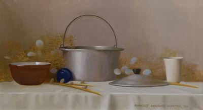 Robert Douglas Hunter, 'Still Life with Aluminum Cooking Kettle', 2007