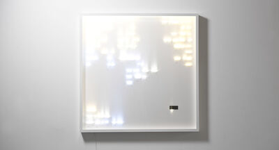 Humans Since 1982, 'Collection of Light, led 400', 2012