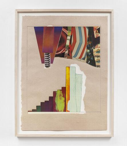 Robert Rauschenberg, 'Horsefeathers Thirteen-VII', 1972
