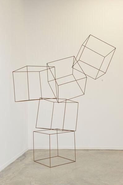 Lukas Ulmi, 'Attraction a.1', 2014