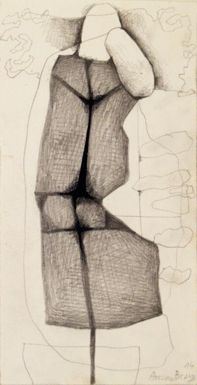 Eduardo Arranz-Bravo, 'El Dibuix 4', 2014
