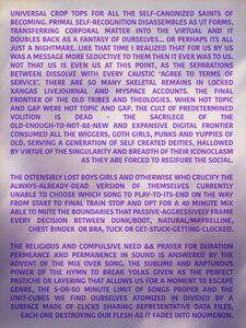 Juliana Huxtable, 'Untitled (Destroying Flesh)', 2015