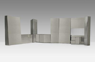 Paul Evans (1931-1987), 'Unique multi-piece custom bedroom and living room installation, New York', 1979