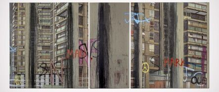 David Hepher, 'A Triptych for Mark', 1991-1992