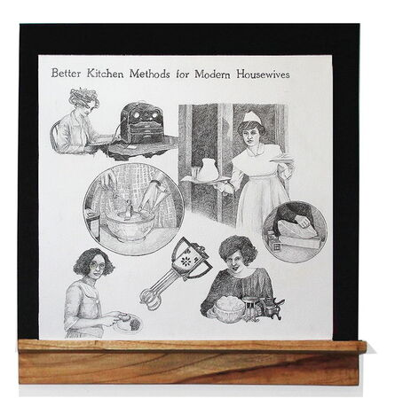 Adriana Bustos, 'Better Kitchen Methods For Modern Housewives', 2018