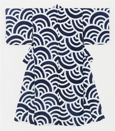 Unknown Artist, 'Summer informal kimono (yukata)'