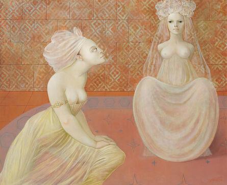 Leonor Fini, 'La prison de Zigriphine', 1975