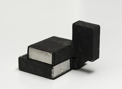 Lygia Clark, 'Estruturas de caixas de fósforos preto/branco [match box structures black and white]', 1964