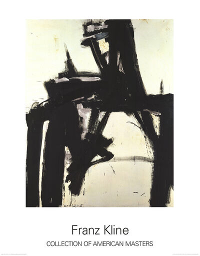 Franz Kline, 'Untitled', 1990