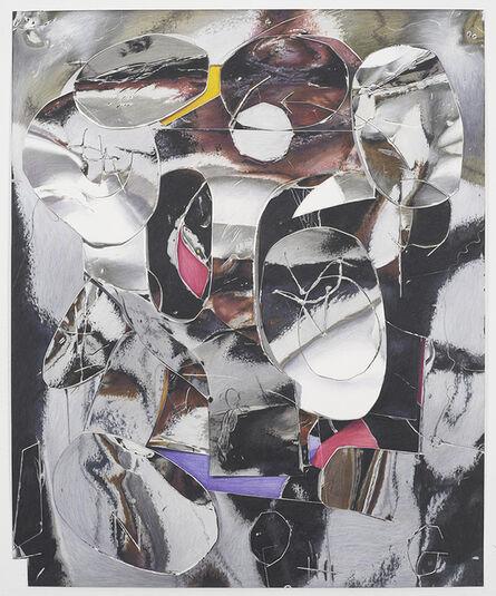 Neil Gall, 'N.O.G (Artist Reflected)', 2017