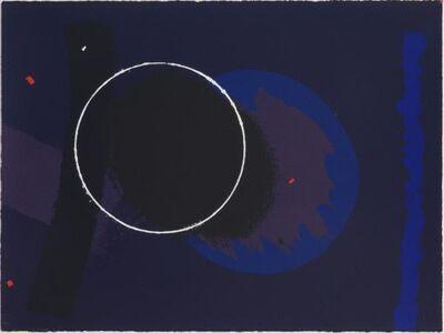 Wilhelmina Barns-Graham, 'White Circle Series III', 2006