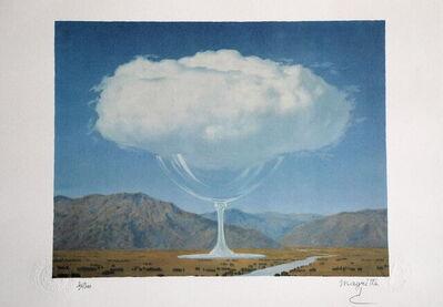 René Magritte, 'La Corde Sensible', 2010