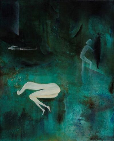 Jiuann-ru Gong, 'Painting Diary 7', 2012
