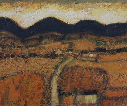 Michael Bennett (1934-2016), 'West Cumbria study', 2012