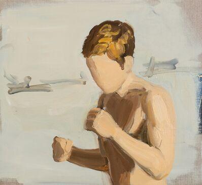 Gideon Rubin, 'Boxer', 2015