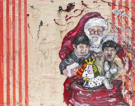 Camila Soato, 'Não Quero Natal, Quero Carnaval [I Don't Want Christmas, I Want Carnival]', 2014