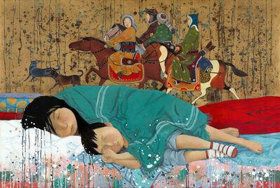 Zorikto Dorzhiev, 'Elder Sister's Fairytales', 2016