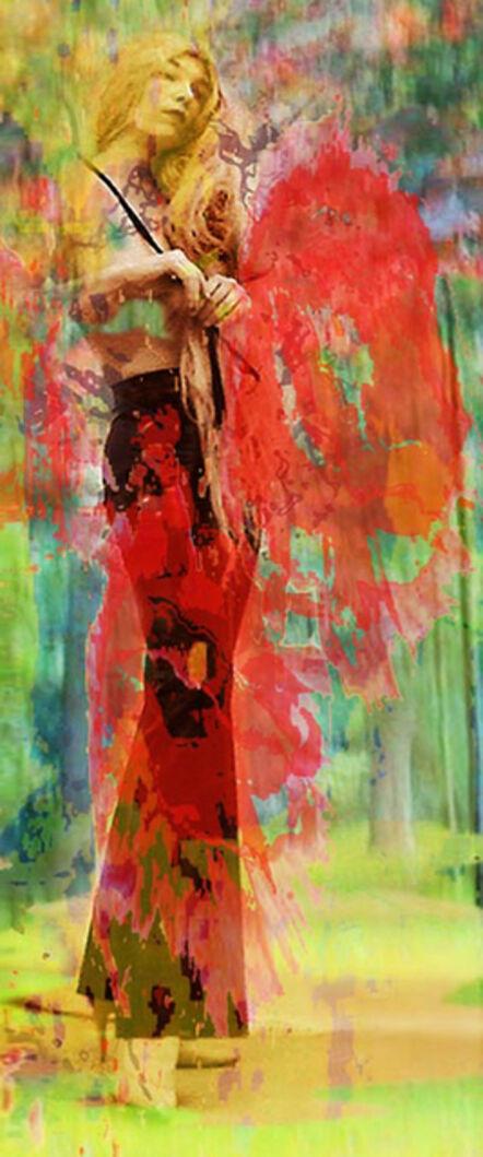 Lisa Holden, 'Garden (Tree)', 2003/2006
