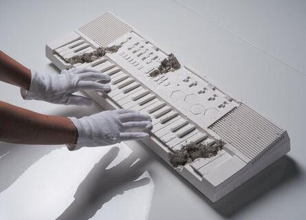 Daniel Arsham, 'Future Relic 09: Keyboard*', 2018