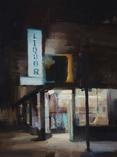 "Kim Cogan, '""24 Hr. Convenience""', 2015"