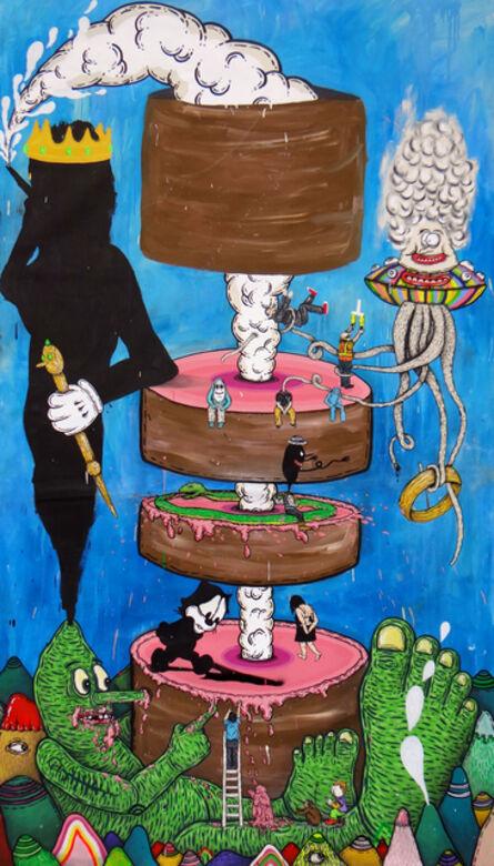 RICARDO MUÑOZ IZQUIERDO, 'La Torta de Babel (The Cake of Babel)', 2018