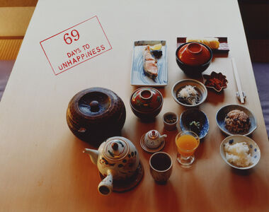 Sophie Calle, 'Exquisite Pain (Count Down - 69)', 2000