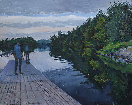 Grier Torrence, 'River Call', 2015