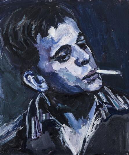 Sheng Tianhong, ' Klaus Kinski in His Youth II', 2013