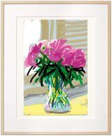 David Hockney, 'My Window. ART EDITION (NO. 1–250) 'NO. 535'', 28TH JUNE 2009-2019