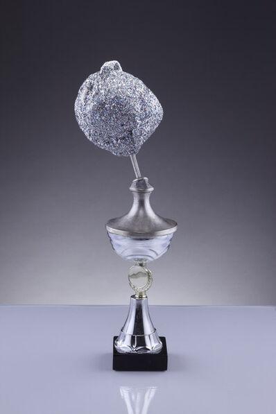 Wayne Warren, 'Trophy (silver #1)', 2014