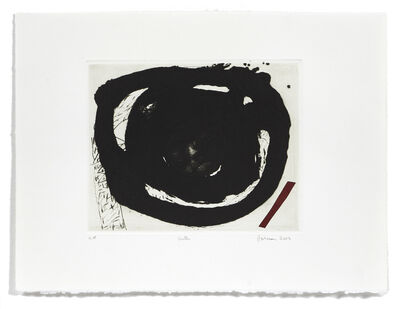Marc Garneau, 'Unten', 2002