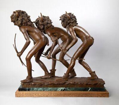 Richard Greeves, 'Buffalo Hunters', 2000-2020