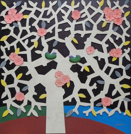 Choi Seung Chun, 'Tree-P-1317', 2014