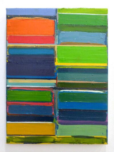 Tegene Kunbi, 'Much More', 2015