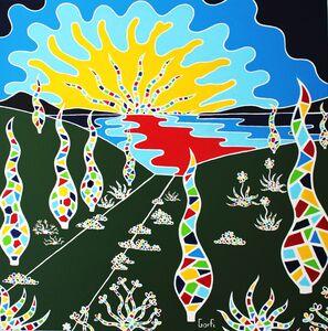 Gorfi, 'Solar Waves', 2020