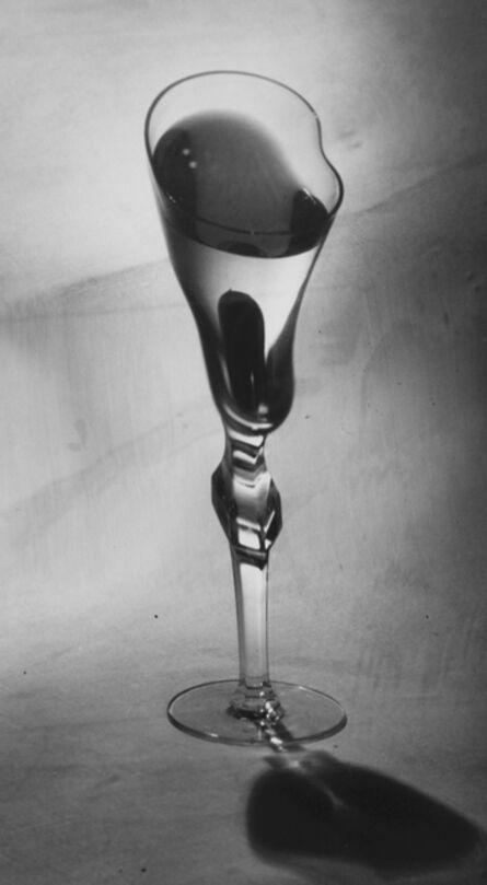 André Kertész, 'Glass Distortion, Paris', 1943