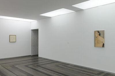 Luc Tuymans, 'Der Diagnostische Blick VI', 1992