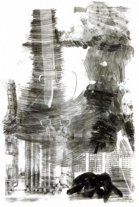 Robert Rauschenberg, 'Earth Tie ', 1969