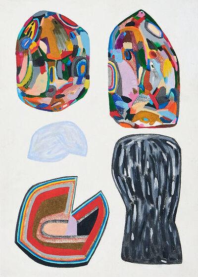 Sasha Hallock, 'Untitled, Small Vessels No. 3', 2021